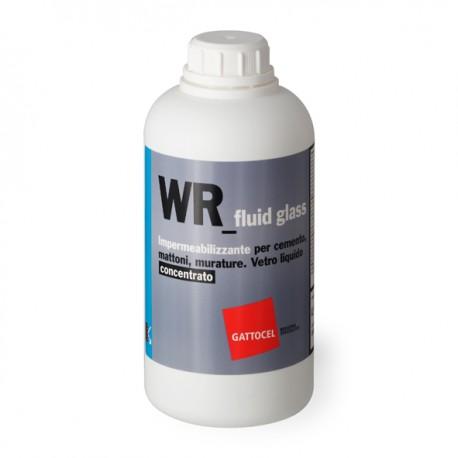 WR-fluid glass